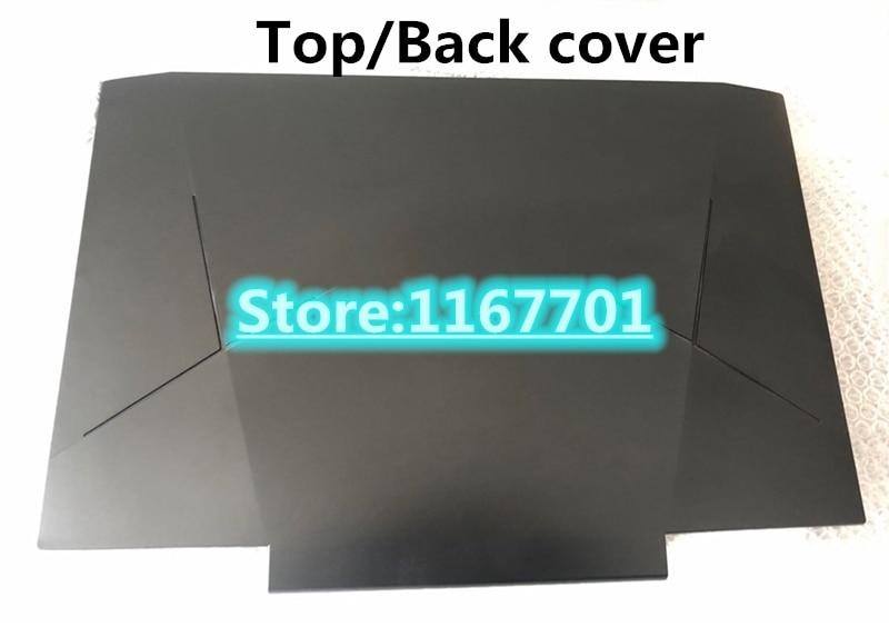 كمبيوتر محمول أعلى/عودة/الحافة/العلوي/أسفل الأوسط إطار حالة اللمس غطاء ل clevo P870 P870TM P870TM1-G P870KM P870FM GTX9 GTX10