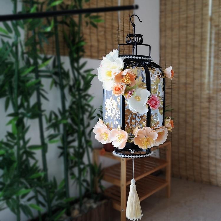Новые ручные дворцовые фонари одежда Хань ручные фонари для танцев древние ветровые фонари реквизит для фото осенние фонари