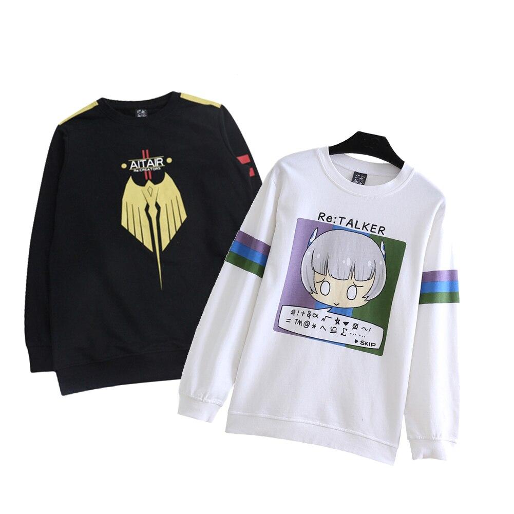 Brdwn Re creaters унисекс Altair Meteora Osterreich костюм для косплея футболка с длинными рукавами Топы пальто