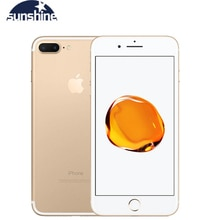 Apple iPhone 7 iPhone 7 Plus iPhone 7 iPhone 7 Original desbloqueado Quad-core teléfono móvil 12.0MP Cámara 32G/128G/256G Rom IOS huella dactilar teléfono