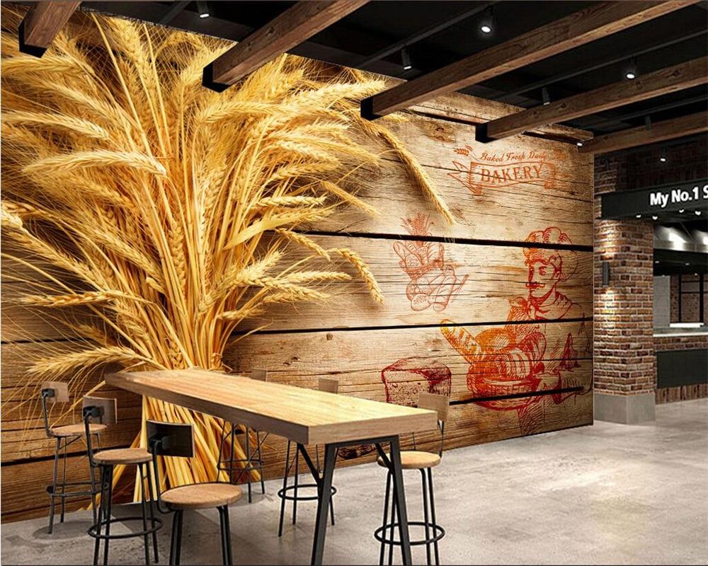 Papel tapiz 3D personalizado para pared, paquete de imagen de tienda, Fondo...