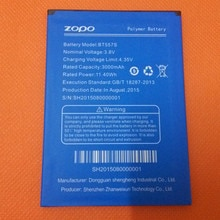 100% Original Backup Zopo Speed 7 Plus Battery BT557S For Zopo Speed 7 Plus Mobile Phone+ + Tracking