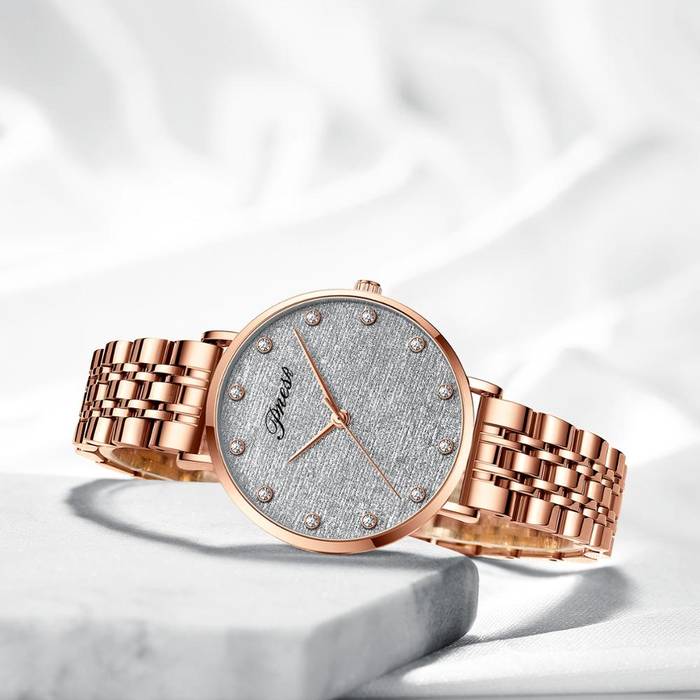 Luxury brand women's watches, high-quality business women's watches enlarge