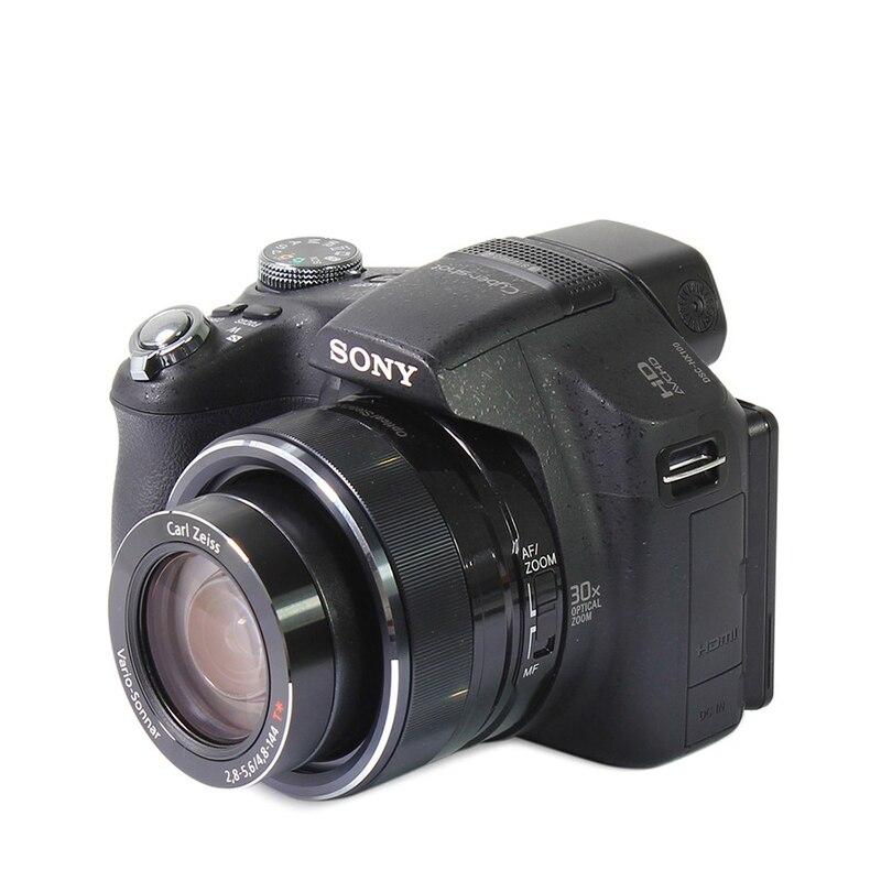 SONY DSC-HX100 cámara digital usada con 30x, f2.8-5,9, 27-810mm 16.2MP JPEG/AVCHD (.MTS);...