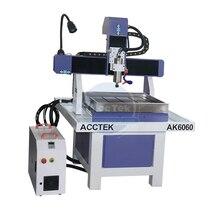 Haute efficace offre spéciale métal cnc moule faisant cnc fraisage 3d métal machine 4040 6060 passe-temps cnc routeur