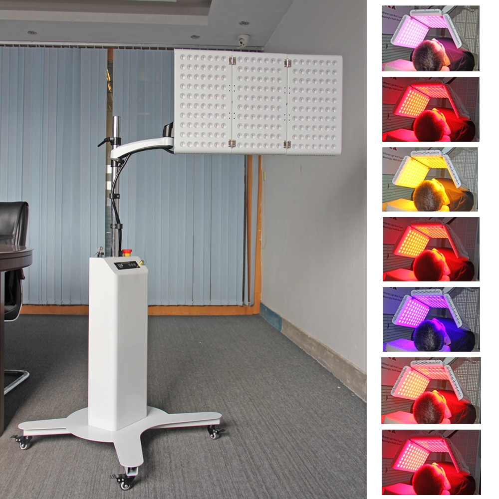 NEW medical grade LED light therapy machine for salon spa