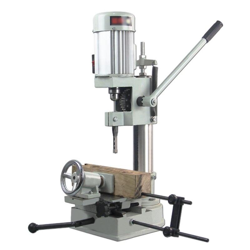 ماكينة التنقيب المنزلية ذات الفتحات المربعة MK361A الة التنقيب عن الأعمال الخشبية الة النحت الصغيرة أداة التنقيب XA