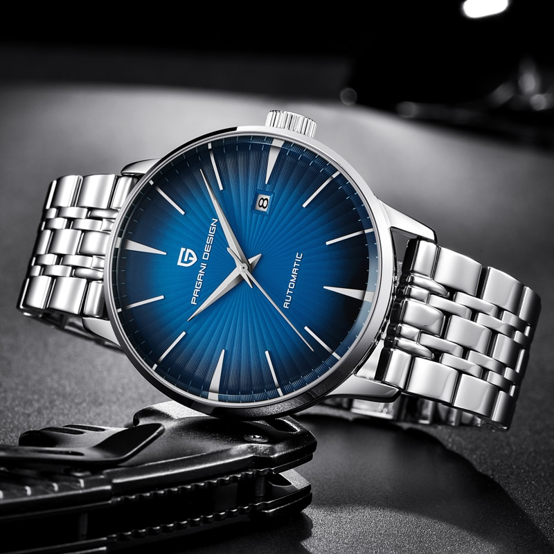 PAGANI Design New Top Brand Luxury Men's Watches Classic Mechanical Watch Men Automatic Watches Waterproof Clock Wristwatch Mens enlarge