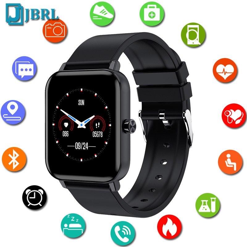 Reloj Digital para niños, niñas, niños, deportes, HD, completamente táctil, reloj de pulsera Digital IP68, reloj Led resistente al agua, corazón Android IOS adolescente