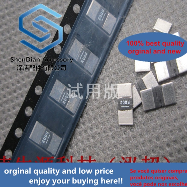 30 قطعة فقط الاصلي جديد WSL25122L000FEA18 SMD سبائك المقاوم 2512 2L0 0.002R 1% 2W