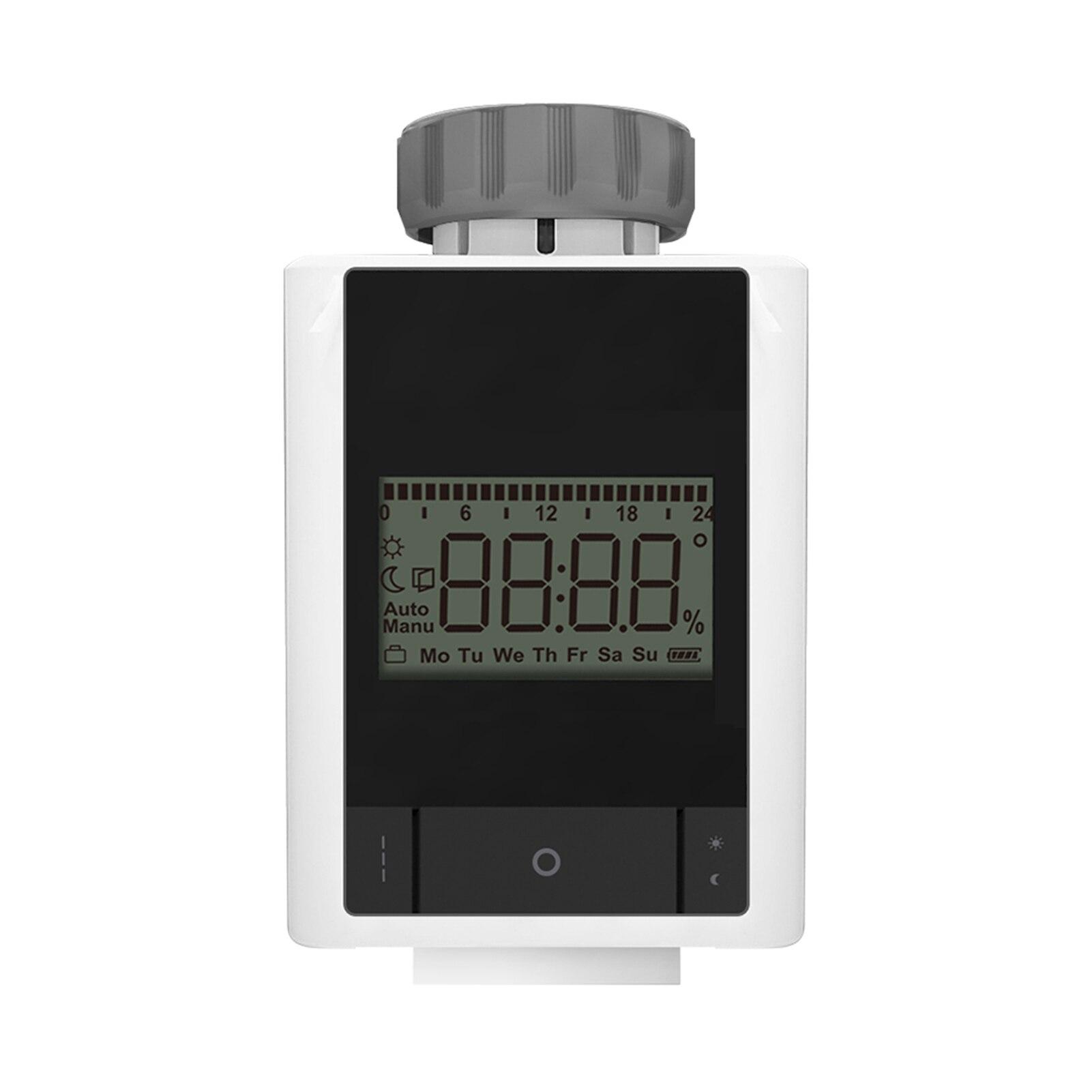 ذكي درجة الحرارة صمام المبرد صمام للبرمجة متحكم في درجة الحرارة ترموستات صمام زيجبي 3.0 تويا APP التحكم