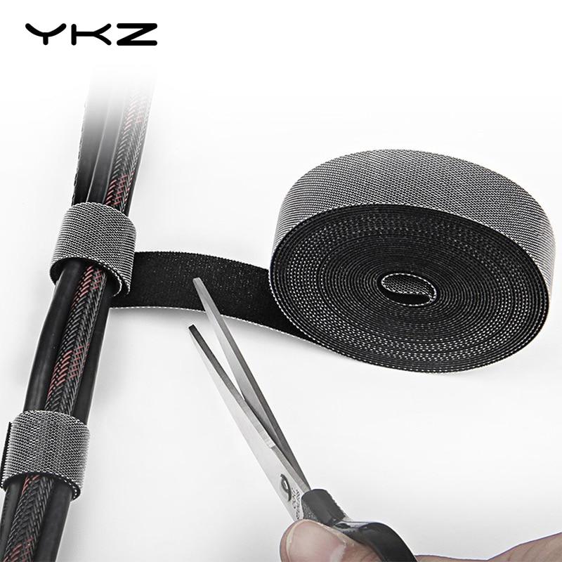 YKZ Cable organizador personalizado Cable de alambre de Winder de la computadora de Cable titular auricular titular auriculares soporte Cable para mouse Clip Protector para iPhone Micro USB tipo C
