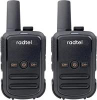 mini walkie talkie radtel rt12 portable two way radio pmr frs radio comunicador long range kids walkie talkie for hotel business