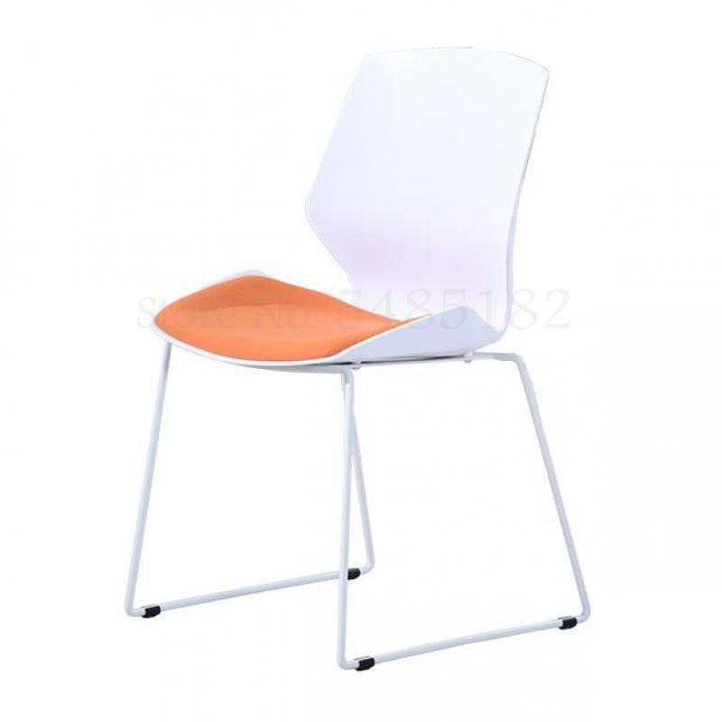 600 simples escritório cadeira de conferência cadeira de treinamento plástico reforçado cadeira pessoal cadeira de recepção estudante auditório cadeira g