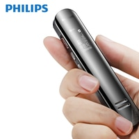 Philips Original 16GB Digital Voice Recorder PCM Voice Activated 12 hours Record