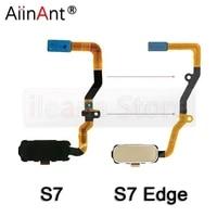 for samsung galaxy s7 edge g930 g930f g935 g935f original home button touch id fingerprint sensor flex cable