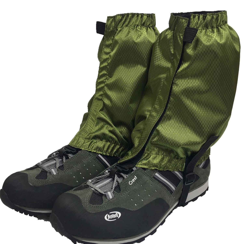Waterproof Snow Leg Gaiters Hiking Boot Legging Shoes Warmer Snake Shoe Cover Tourist Outdoor Camping Trekking Climbing Winter