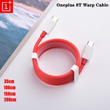 0.35/1/2M Oneplus 8T 9 Pro 5G Warp Quick Charger Cable 6.5A PD Fast Usb Type-C 3.1 To Usb C Data Lin