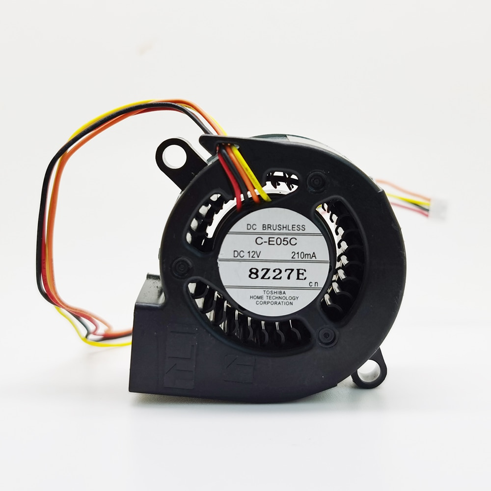 100% NEW Projector Fan C-E05C for EB-C26SH C28SH C30X C30XE EB-S02 DC12V 210MA