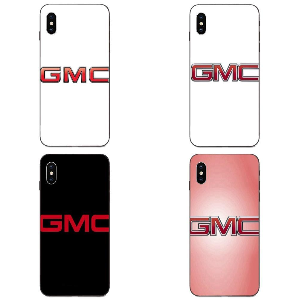 Diseño de lujo coche de negocios Gmc Logo suave TPU funda móvil para Xiaomi Redmi Note 3 3S 4 4A 4X5 5A 6 6A 7 7A K20 Plus Pro S2 Y2 Y3