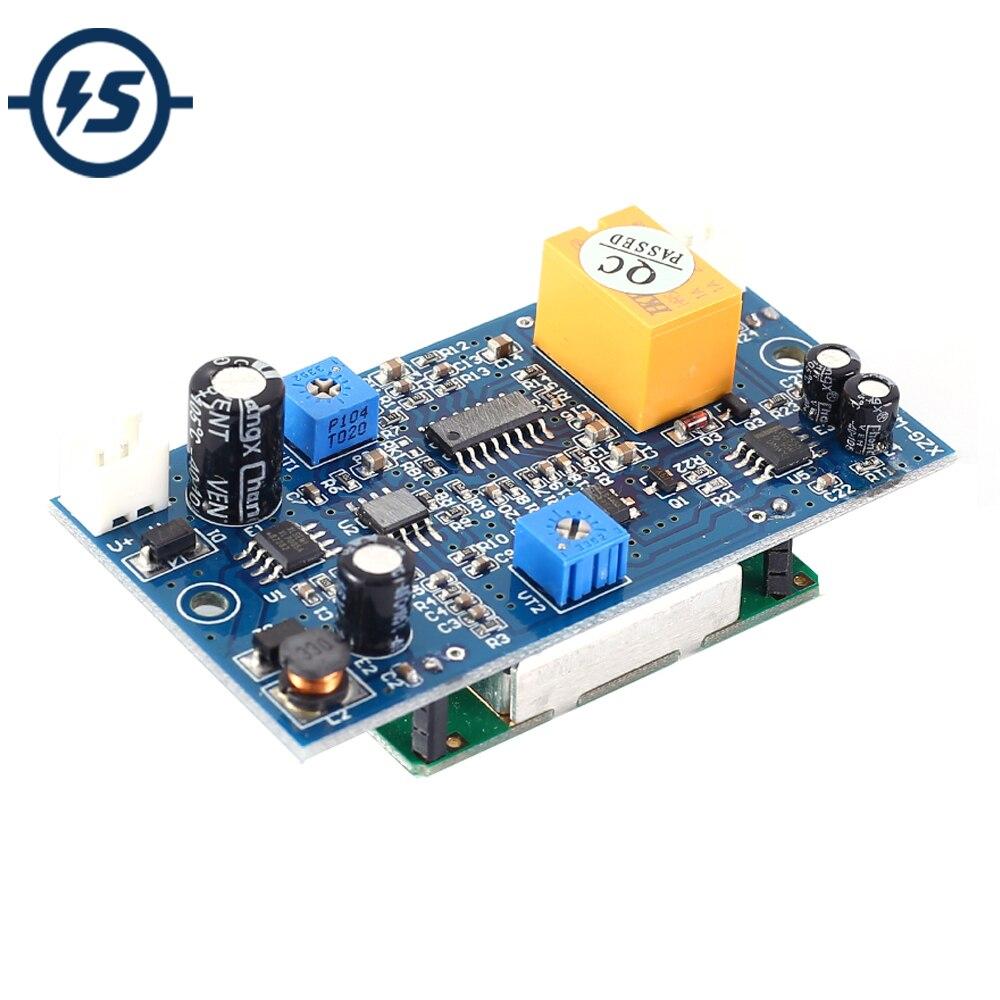 Микроволновый радар-датчик модуль задержки времени зондирования дистанционный переключатель контроллер DC 9V 12V 24V 10GHz