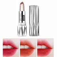 jelly temperature change lipstick velvet two color moisturizing easy to color lip makeup long wearing nourishing lip balm tslm2