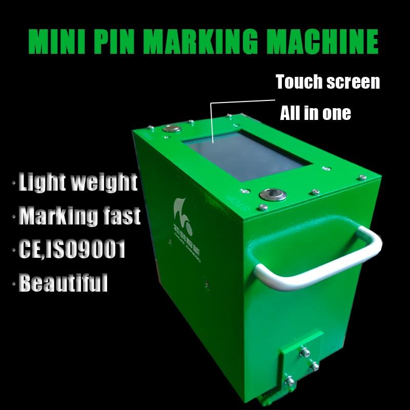 K3 آلة الوسم بدبوس نقطة دبوس آلة وسم فين ماكينة التعليم بالأرقام