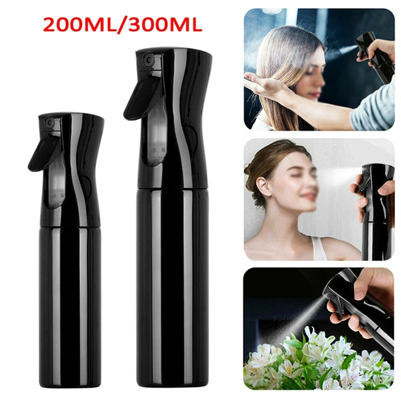 300ml/200ml Hairdressing Spray Bottle Empty Refillable Mist Salon Barber Hair Tool Water Sprayer Care