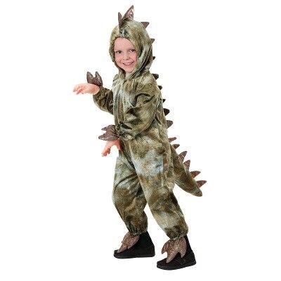أزياء الديناصورات للبنين بنات هالوين تأثيري ازياء طفل حفلة لعب الأدوار واللباس بذلة