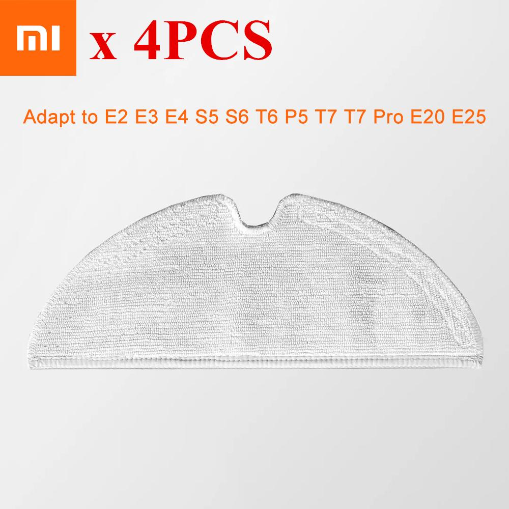 2021 New Mop Cloths Rag Accessories For XiaoMi Roborock S5 Max S6 Pure S6 MaxV S5 S51 S50 S55 Xiaowa E25 E35 Vacuum Cleaner Part