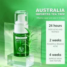 Vivid Glamor Tea Tree Serum Acne Treatment Natural Repair 30Ml Moisturizing Whitening Care Improve O