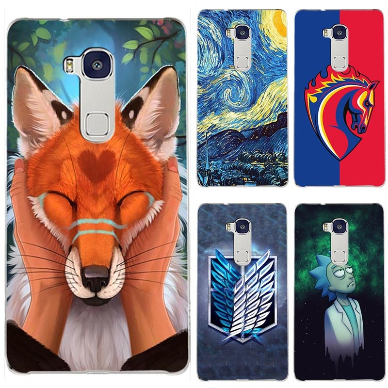 Para Huawei Honor 5x x5 KIW-L21 funda de KIW-L24 para Huawei Glory Play 5X GR5 KII-L21 KII-L22 fundas de teléfono de silicona suave KII-L05