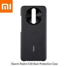 2020 Xiaomi Redmi K30 oeil lumineux téléphone coque arrière Protection coque Xiomi K30 coque de téléphone mince poignée confortable matériel PC Durable