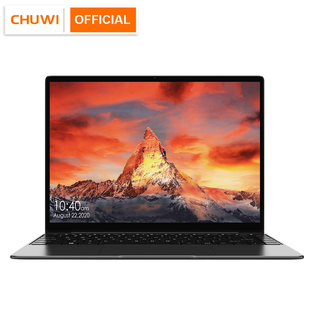 CHUWI GemiBook Pro 14 inch 2K Screen Laptop 12GB RAM 256GB SSD Intel Celeron Quad Core Windows 10 Co