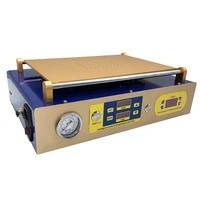 mobile phone screen oca dry glue high pressure automatic vacuum deaeration machine lcd screen seperator bozan 639