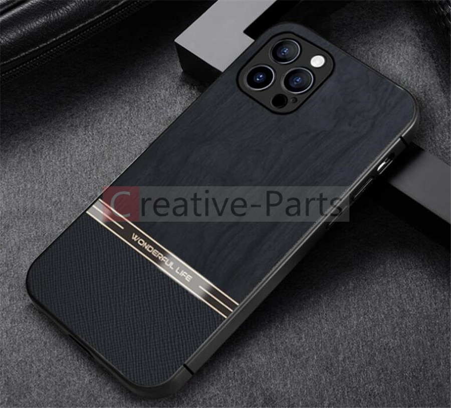 iPhone 12 Pro Max Wooden Case 11