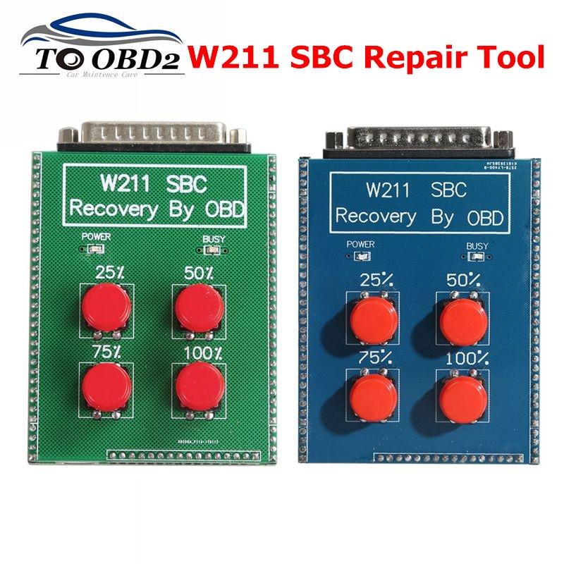 W211 R230 ABS/SBC herramienta de reparación código C249F para Mercedes Benz para...