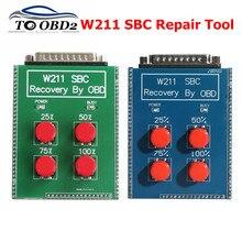 W211 R230 ABS/SBC инструмент ремонт товара C249F для Mercedes Benz Obd устройство для сброса настроек сенсорного управления тормозами для Benz Инструмент для починки SBC Лучшая цена