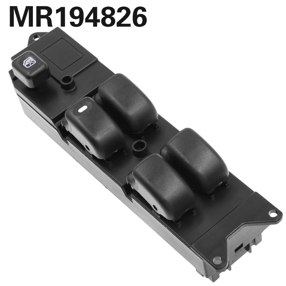 Для Mitsubishi Pajero Lancer Galant Outlander передний LHD MR194826 Электрический главный выключатель питания переключатель управления Переключатели подъемника