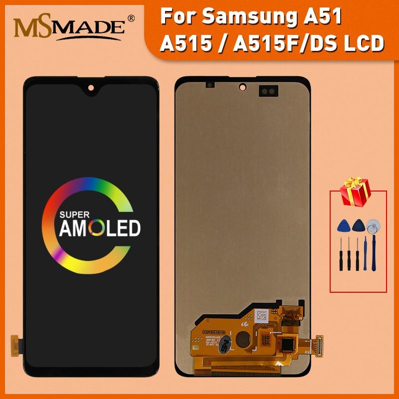 Дисплейный модуль для Samsung Galaxy A51, A515, A515F/DS, A515FD, A515