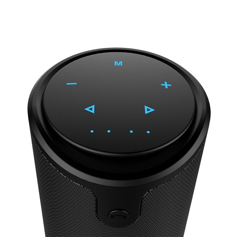 Powerful Bluetooth Speaker HIFI Music Box Portable Wireless Subwoofer Speaker with Silicone Case Support TWS TF Card Power Bank enlarge
