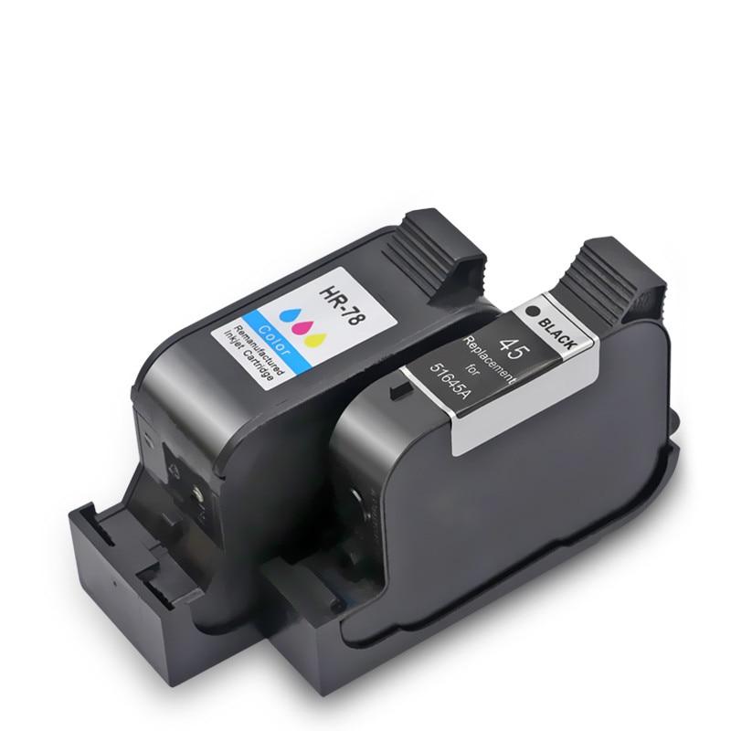 Cartuchos de tinta para 78 XL 78XL HP78XL HP78 6578D Deskjet serie 920c 930c 932c 980c 1220cse 9300 Photosmart 1000 1215 impresora de inyección de tinta