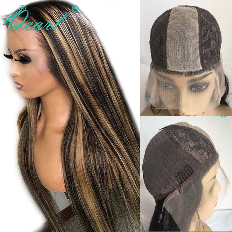 Красивые светлые Прямые Цветные человеческие волосы, кружевные парики 2x5, парик на шелковой основе, натуральные волосы без повреждений для ... красивые прямые диваны