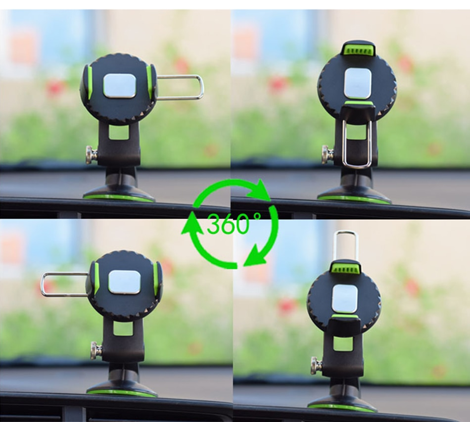 Uchwyt Na Telefon Do Samochodu Dash Board Holder Windshield Mount Car Sucker Support GPS Stand For Oneplus 7 pro iphone x Xiaomi