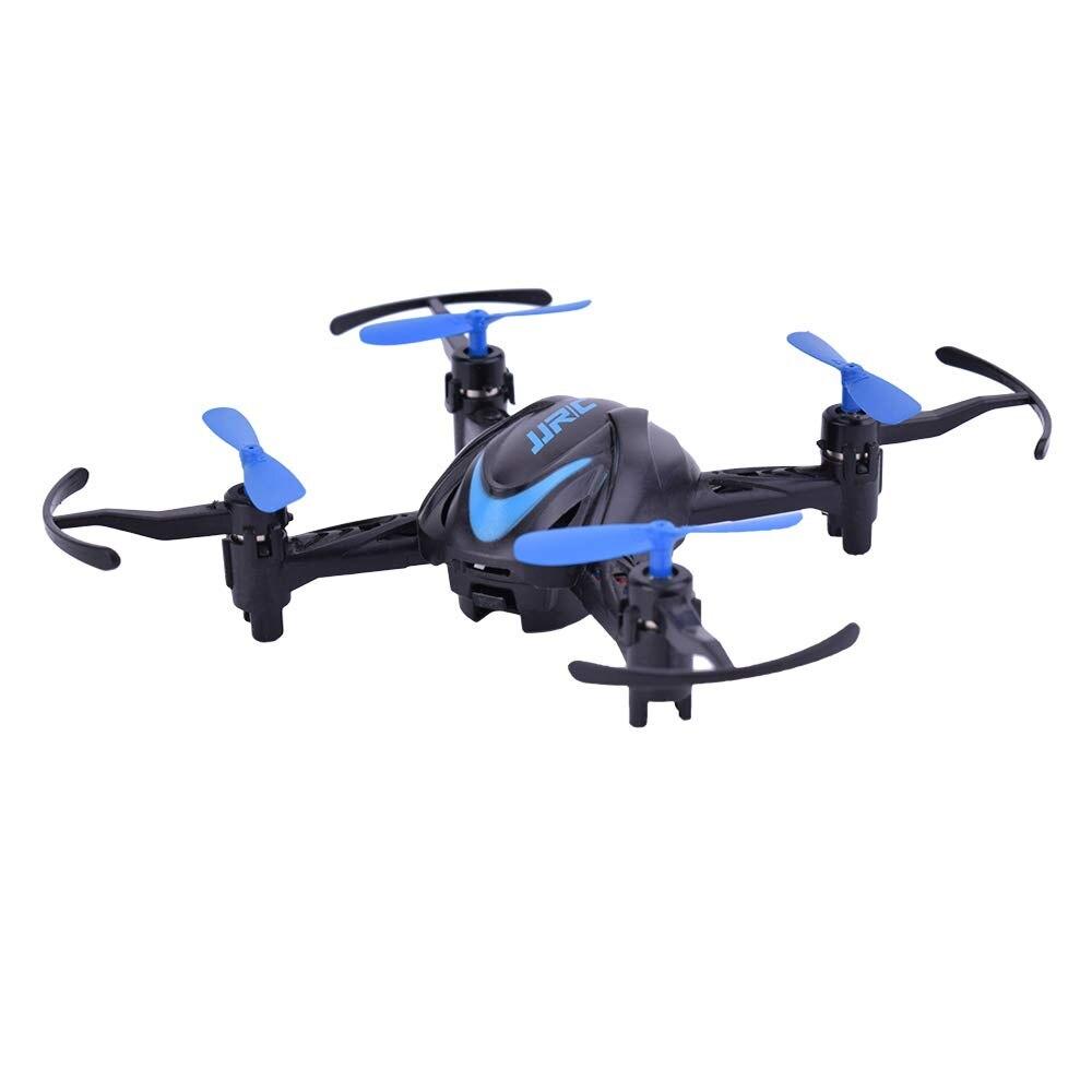 Jjrc h48 mini 4ch 6-axis giroscópio de controle remoto mini zangão bolso para o vôo interno rc quadcopter com modo 3d flips