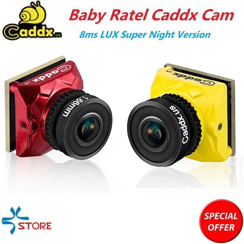 "Bebê ratel caddx nano fpv câmera 1200tvl 1/1.8 ""starlight hdr lux super noite versão mini 14*14mm para fpv racer zangão"