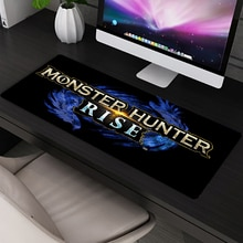Mouse pad Monster Hunter gamer carpet notbook computer mousepad gaming mouse pads gamer keyboard mou