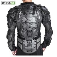 wosawe motorcycle auto racing protective armorjackets cycling motorcycle guard brace protective gears chest ski protection