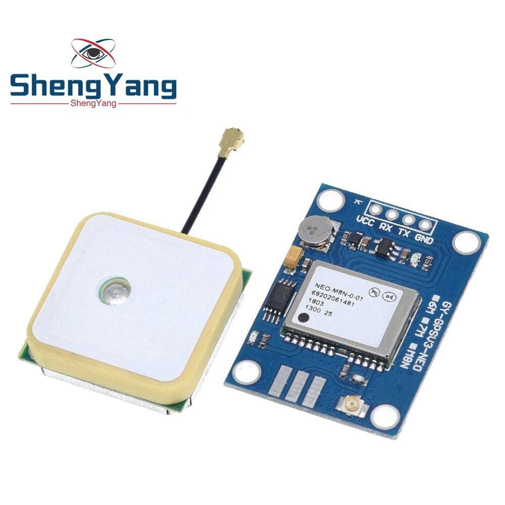 GY-GPSV3 NEO-M8N GPS Modul für APM MWC Flight Controller PX4 Pixhawk V 2.4.5 APM 2,56 APM 1,65-3,6 V