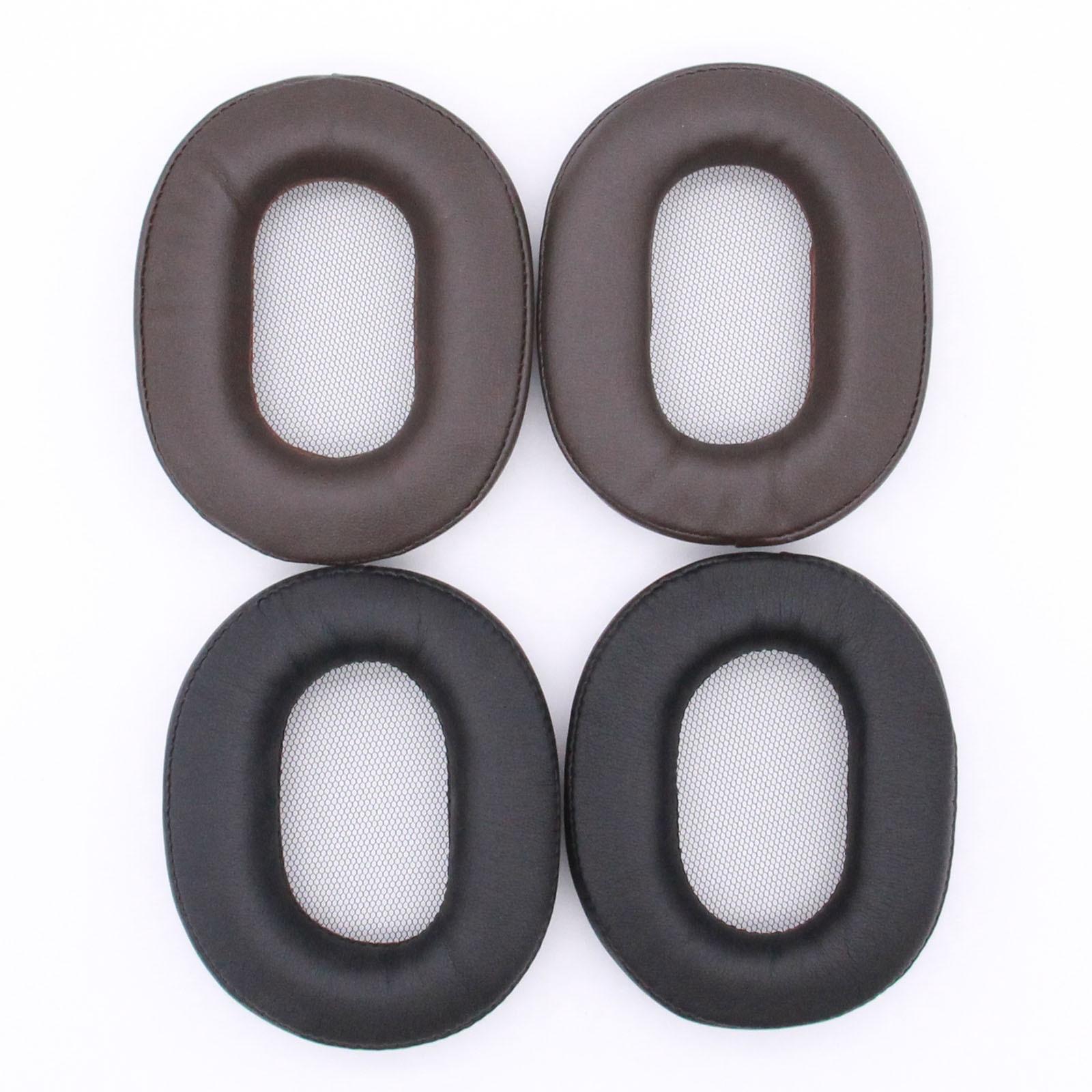 2 pieces Sony 1R MDR-1R/1RNC V6 7506 CD900ST Headphones Set Earmuffs Cotton Sponge Earphones